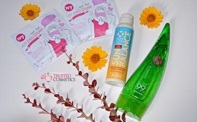 Regeneracja i nawilżanie skóry i włosów — Wakacyjny Poradnik Urodowy