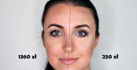 Tanio czy drożej? Test kosmetyków do makijażu