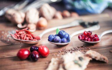 Top temat sierpnia: superfoods w kosmetykach!