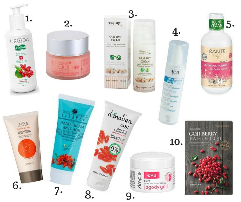 Superfood w kosmetykach jagoda goji trusted cosmetics for Jagody goji w tabletkach