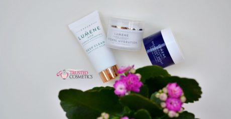 Eleganckie piękno i woda arktyczna, czyli odkrywam fińskie kosmetyki Lumene
