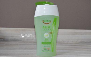 Kosmetyki aloesowe — recenzja produktów Equilibra