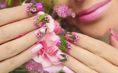 Przegląd metod i trendów w zdobieniu paznokci