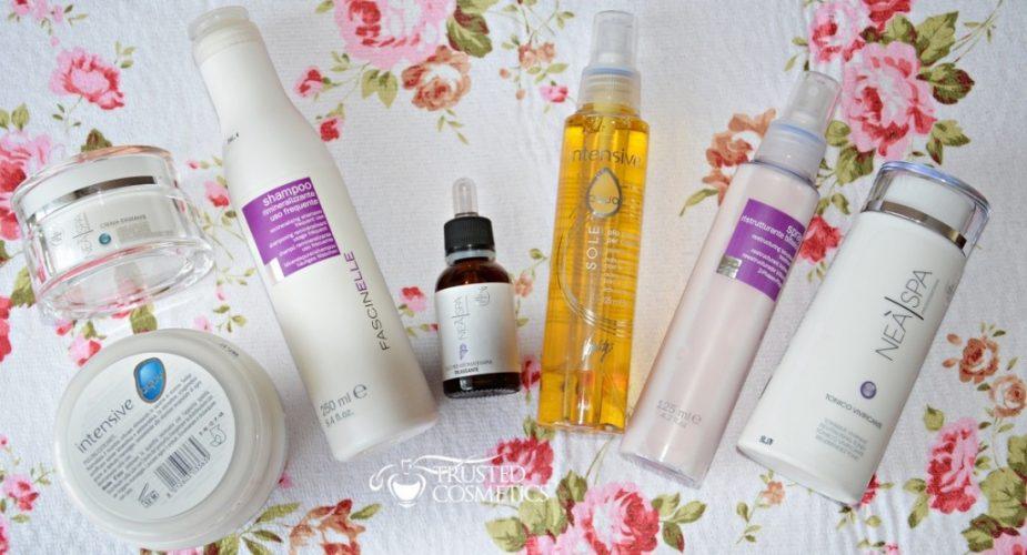 Recenzja włoskich kosmetyków firmy Farmen