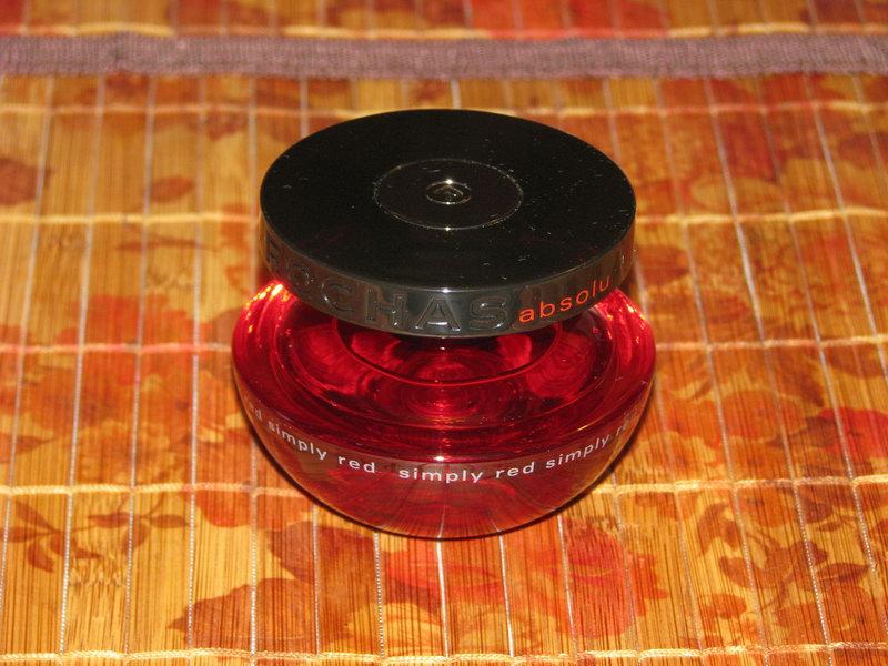 Absolu Intense Simply Red Rochas