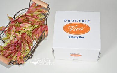 Vica Box — pudełko kosmetyczne z Drogerii Vica