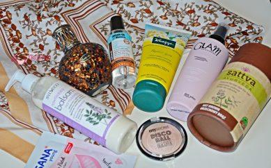 Redakcyjne inspiracje kosmetyczne — listopad 2017