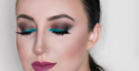 Face Chart, czyli makijaż na papierze