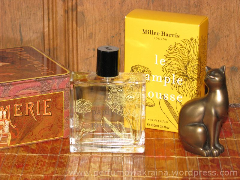 Zapach Le Pamplemousse marki Miller Harris