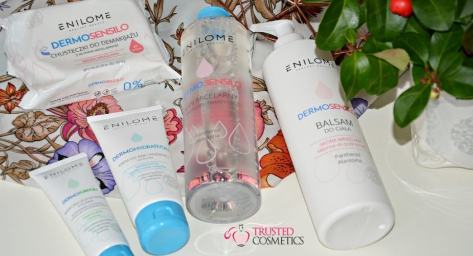 Kosmetyki Enilome Healthy Beauty — KONKURS!