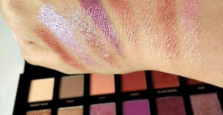 Kosmetyki Huda Beauty Desert Dusk – moje wrażenia