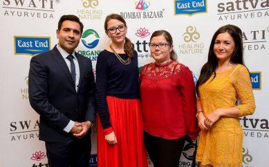 Nowa marka indyjskich kosmetyków Sattva Ayurveda — relacja z konferencji