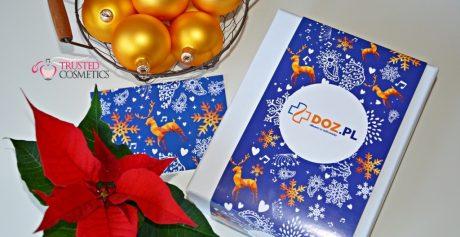 Świąteczne Pudełko pełne Niespodzianek od DOZ.pl