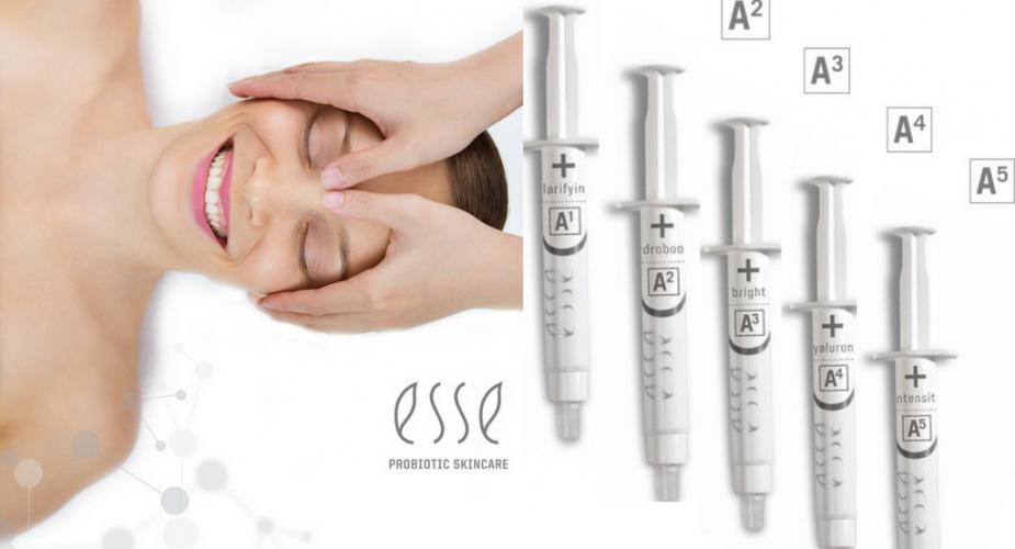 Nowe aktywnie działające ampułki Esse Probiotic Skincare