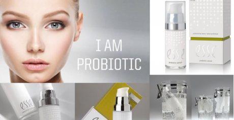 Niszowa probiotyczna pielęgnacja Esse Organic