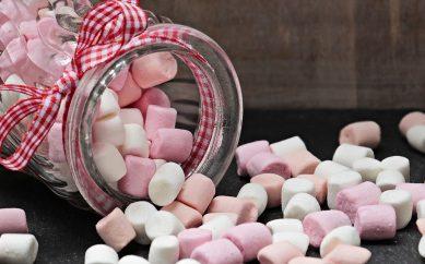 Pianki marshmallow ukryte w kosmetykach i perfumach