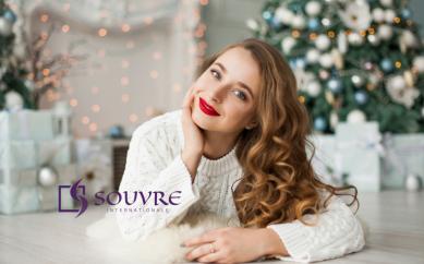 Kosmetyki do zimowej pielęgnacji włosów od Souvre