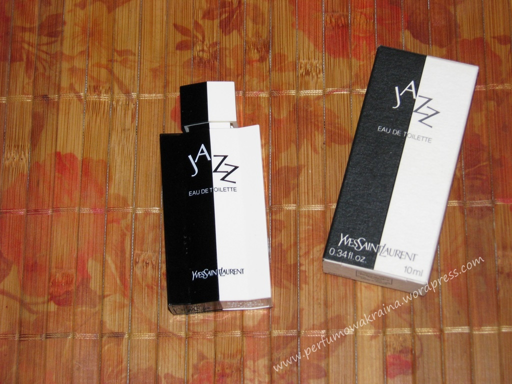 Perfumy Jazz marki Yves Saint Laurent