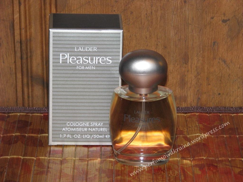 Pleasures for Men marki Estee Lauder