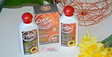 Test preparatów do farbowania włosów Color&Soin