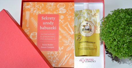 """Recenzja książki o słowiańskich kosmetykach pt. """"Sekrety urody babuszki"""""""