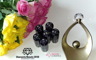 Linia lakierów hybrydowych Semilac Cat Eye 3D nagrodzona Diamentem Beauty 2018