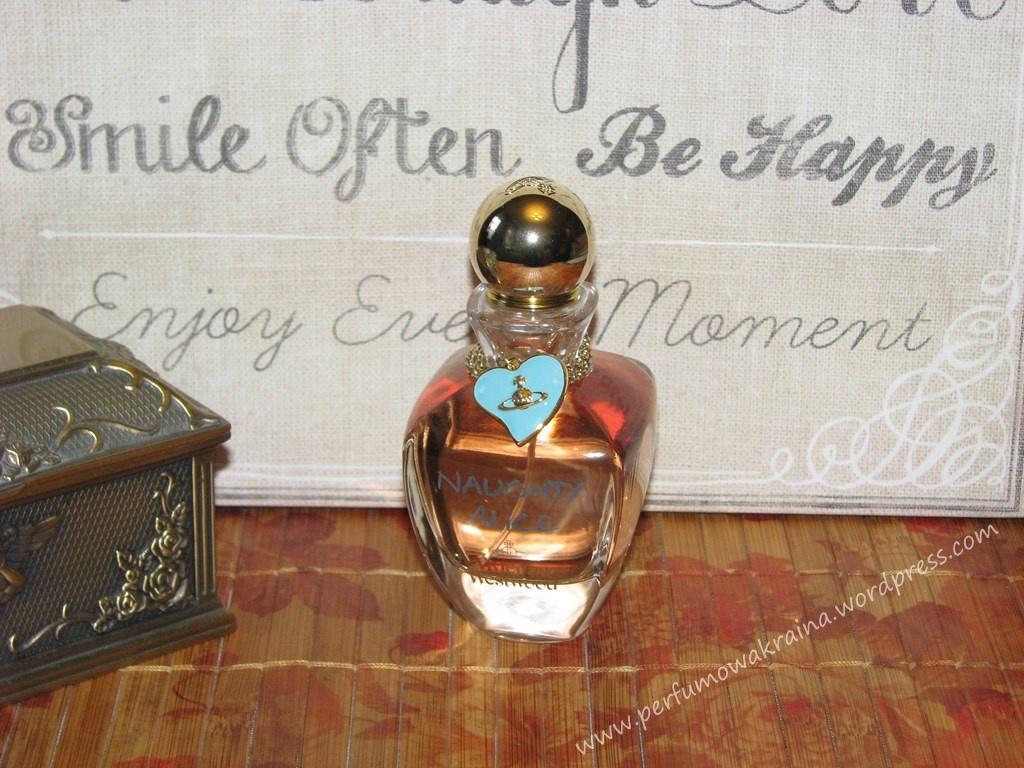 Perfumy Naughty Alice marki Vivienne Westwood