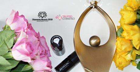 Samopoziomująca baza hybrydowa Semilac Extend Base nagrodzona Diamentem Beauty 2018
