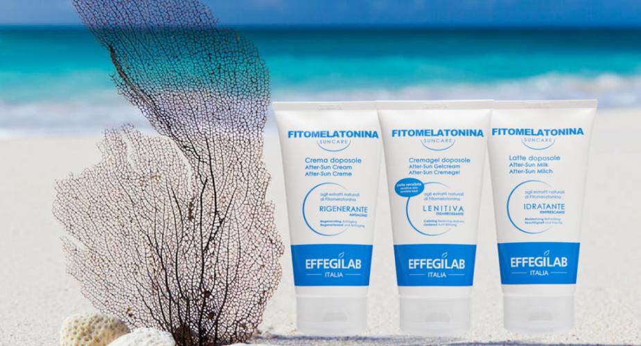 Dbaj o skórę w czasie opalania. Wybierz włoskie kosmetyki Effegilab!