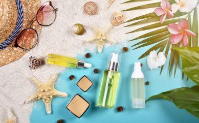 Pokaż Wakacyjną Kosmetyczkę — podsumowanie wyzwania