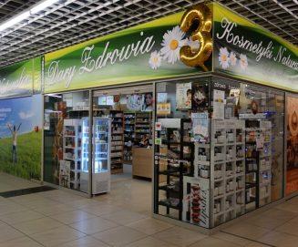 Dary Zdrowia — sklep z kosmetykami, suplementami i żywnością otwarty na potrzeby klientów