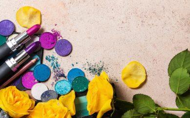 Barwniki i pigmenty w kosmetykach