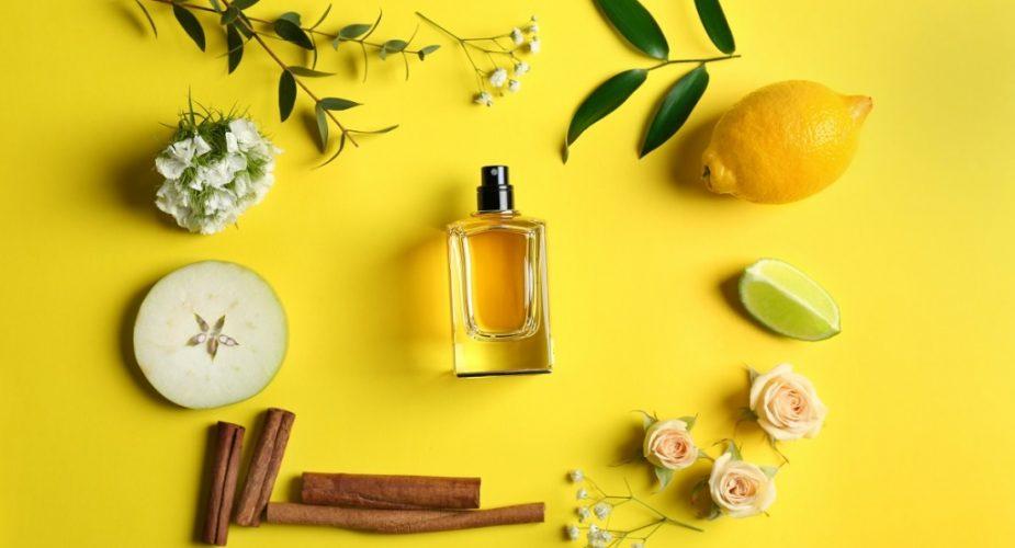 Parfum, Fragrance, Aroma — składniki kompozycji zapachowych w kosmetykach