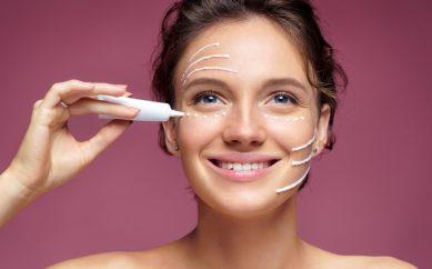 Składniki aktywne w kosmetykach do okolic oczu