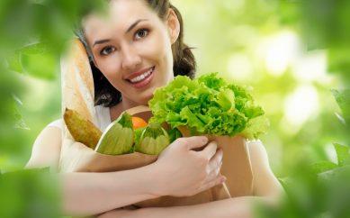 Ekologiczna zdrowa żywność i naturalne kosmetyki