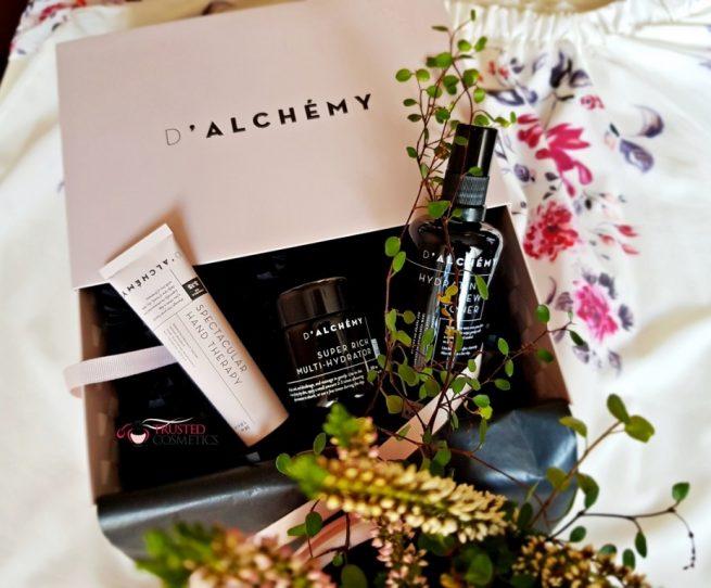 Holistyczna pielęgnacja luksusowymi kosmetykami D'Alchemy
