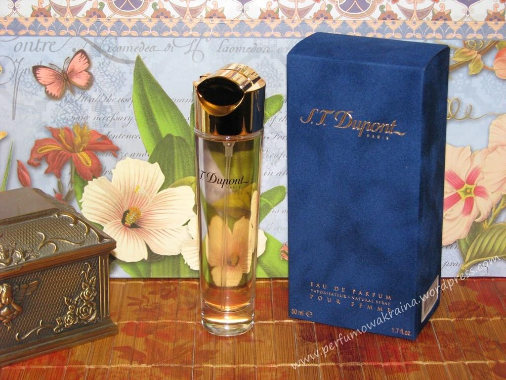 S.T. Dupont pour Femme marki S.T. Dupont