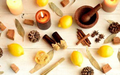 Nastrój się przyjemnym aromatem — jesienna aromaterapia!