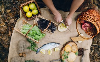 Dieta na jesień – co warto jeść o tej porze roku?