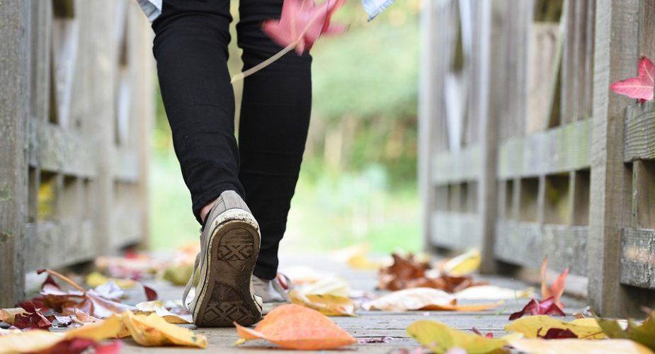 Zalety jesiennych spacerów
