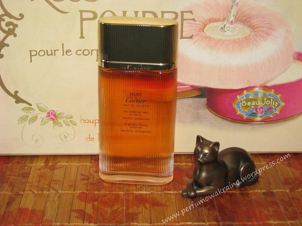 Perfumy Must de Cartier marki Cartier