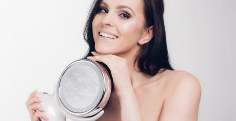 Idealny makijaż w 5-krotnym powiększeniu