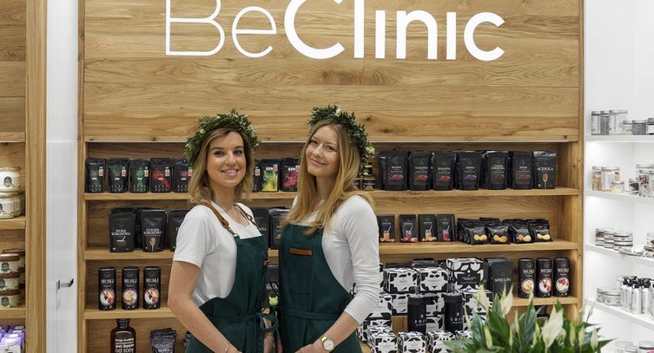 Poznaj BeClinic — salon z premium suplementami diety oraz ekologicznymi kosmetykami