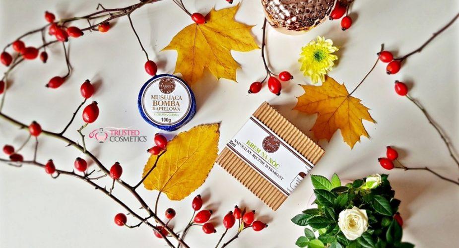 Recenzja kosmetyków Żywia z polskiej manufaktury kosmetyków naturalnych