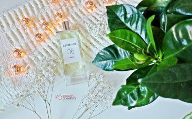 Idealny zapach? Recenzja damskich perfum Symphonie 06 Jasmin Evaflor Paris