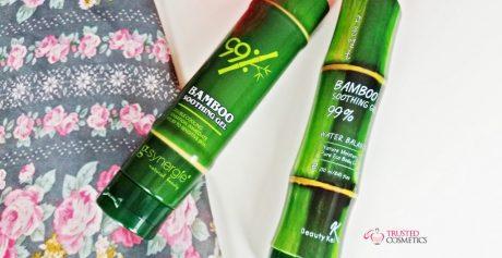 Żel bambusowy – Beauty Kei czy G-Synergie – porównanie