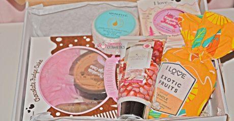 I Love Box… czyli mnóstwo PREMIEROWYCH KOSMETYKÓW w pudełku kosmetycznym