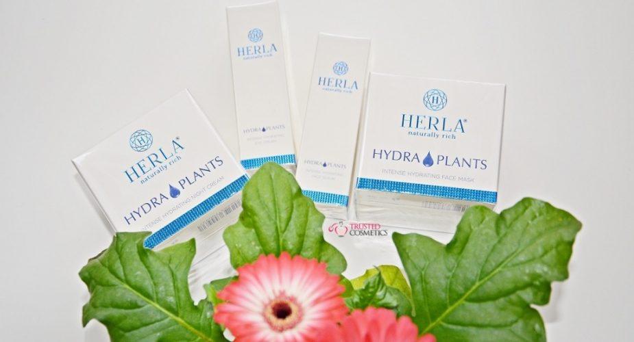 Kosmetyki Hydra Plants marki Herla – pierwsze testy w Klubie Testerek Kosmetycznych