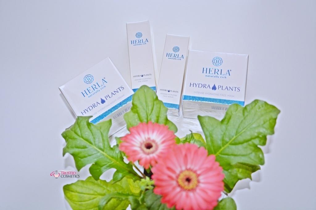 kosmetyki Hydra Plants Herla