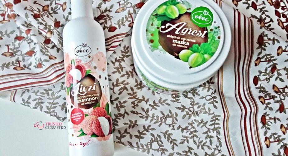 Czy kosmetyki polskiej marki Ovoc naprawdę są tak bardzo owocowe?